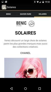 Benic Opticiens apk screenshot