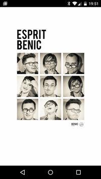 Benic Opticiens poster