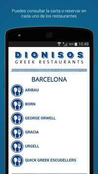 Grupo Dionisos apk screenshot