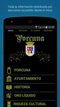 Ayuntamiento de Porcuna poster