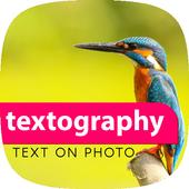Textography icon