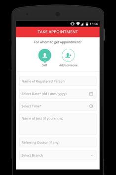 VIP Pathology Lab - Ahmedabad apk screenshot