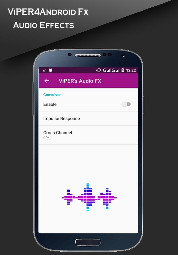 Viper4Android fx - arise sound system[viper4arise] for