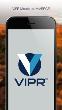 VIPR Mobile poster