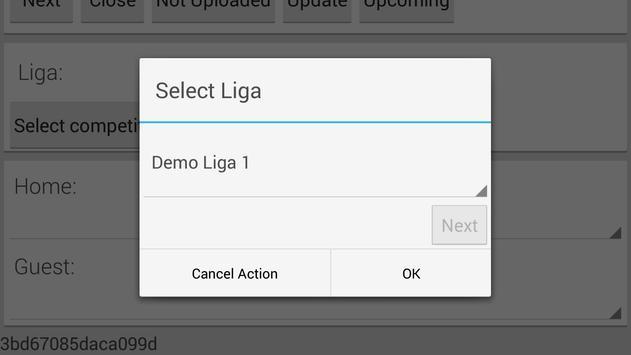 FuPa TV apk screenshot