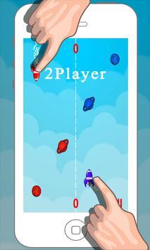 Unlimited two Rocket Race screenshot 3