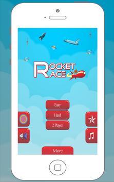 Unlimited two Rocket Race screenshot 5