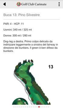 Golf Club Carimate screenshot 3