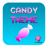Candy Sweet GO Launcher Theme icon