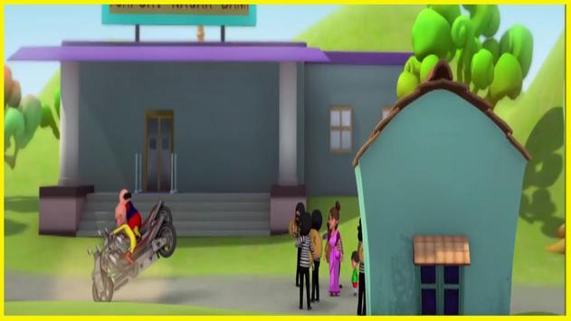 Motu Patlu Bus 2018 screenshot 4