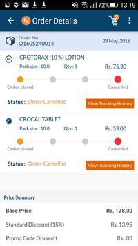Online Medicines - rxmedikart apk screenshot