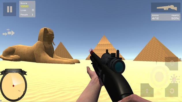African Desert Hunting Patrol screenshot 4