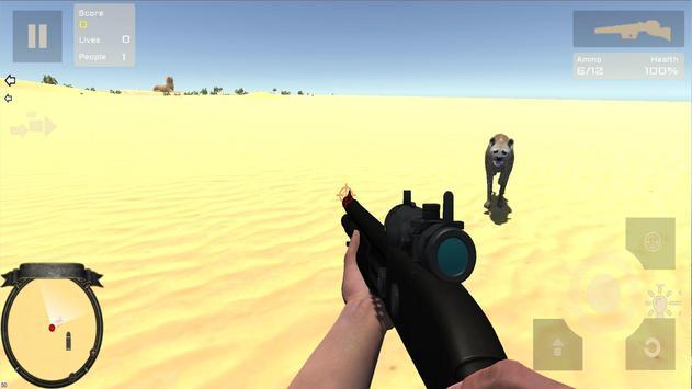 African Desert Hunting Patrol screenshot 5