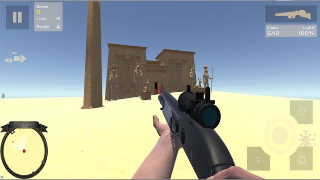 African Desert Hunting Patrol screenshot 12