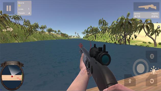 African Desert Hunting Patrol screenshot 17