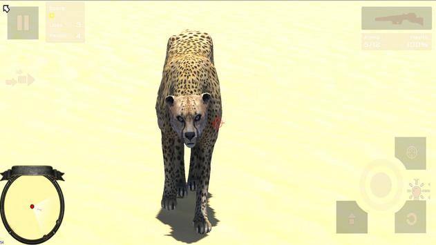 African Desert Hunting Patrol screenshot 1