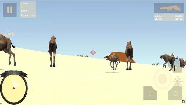African Desert Hunting Patrol screenshot 2