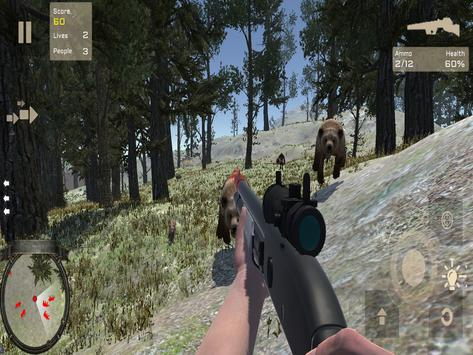 Bear Forest Hunting Patrol apk screenshot