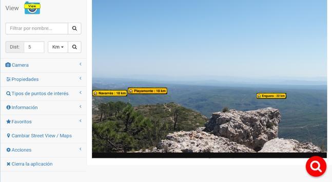 View apk screenshot