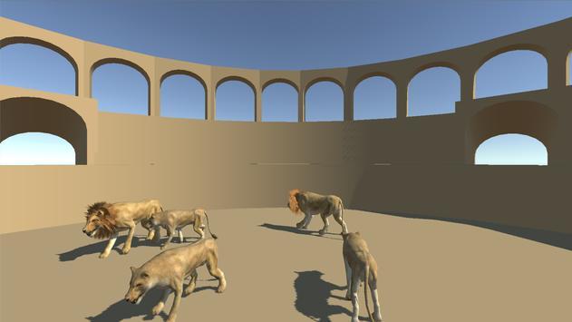Zoophobia VR Cardboard apk screenshot