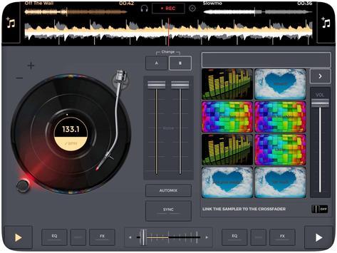 DJ MiX screenshot 5