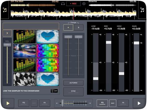 DJ MiX screenshot 7