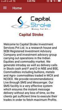 Capital Stroke poster