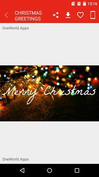 Christmas Greetings Images screenshot 3