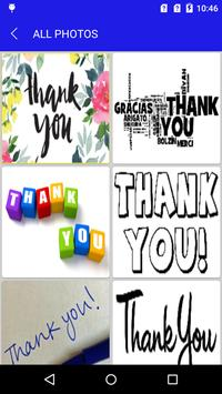 Thank You Wishes & Images screenshot 1