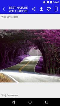 Best Nature Wallpapers apk screenshot