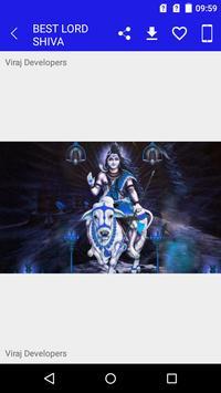 Best Lord Shiva Wallpapers apk screenshot