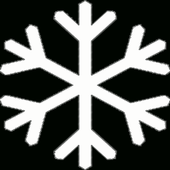 Snowing Screen icon