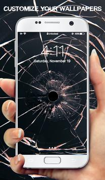 Broken Screen Wallpaper Prank Apk