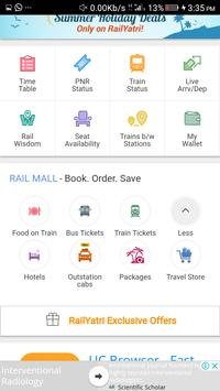 Indian Railway poster