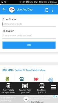 Indian Railway screenshot 1
