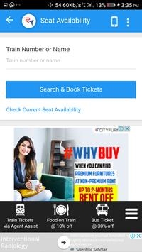 Indian Railway screenshot 2