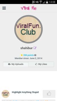 Viral Fun - Social Media apk screenshot