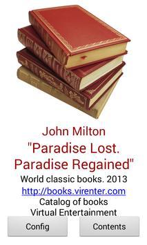 Paradise Lost. Paradise Regained apk screenshot