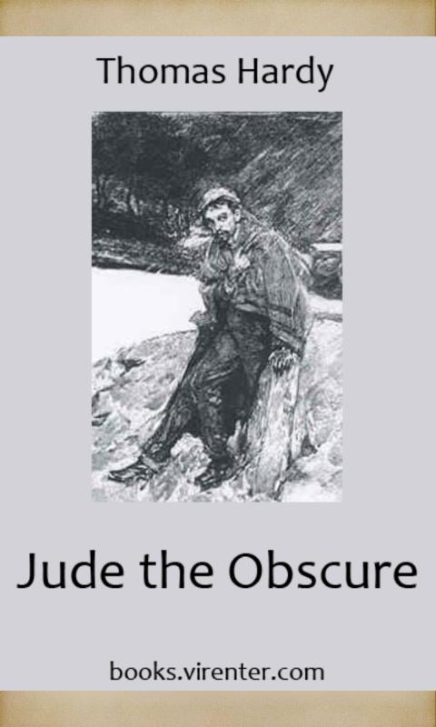 an analysis of thomas hardys novel jude the obscure Jude the obscure is a popular book by thomas hardy thomas hardy's jude the obscure consists of 54 parts for ease of reading choose the part of jude the obscure which you want to read from the table of contents to get started.