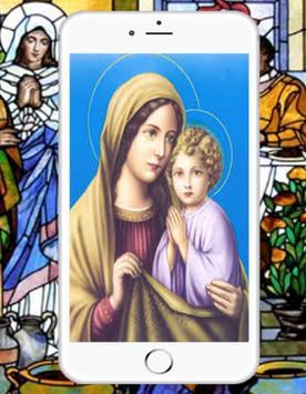 Virgin Mary Wallpaper screenshot 2