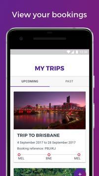 Virgin Australia screenshot 3