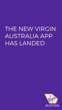 Virgin Australia poster