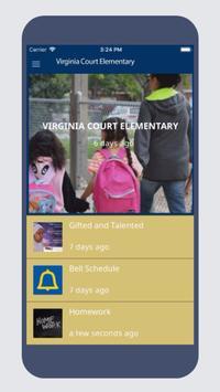 Virginia CE poster