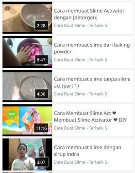 Cara Buat Slime screenshot 4