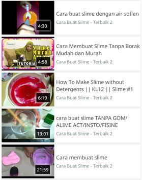 Cara Buat Slime screenshot 1