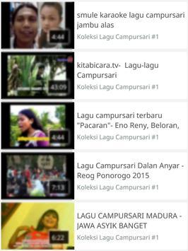 Koleksi Lagu Campursari screenshot 1