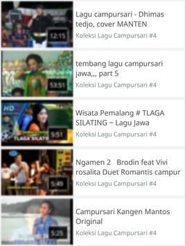 Koleksi Lagu Campursari screenshot 4