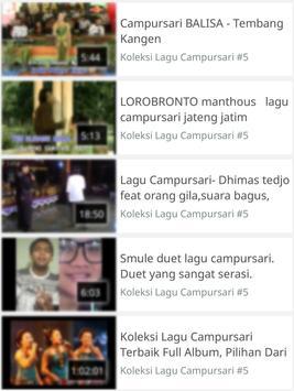 Koleksi Lagu Campursari screenshot 5