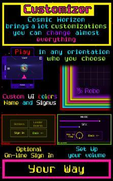 Cosmic Horizon screenshot 6