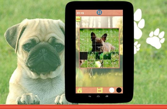 Dogs Puzzles screenshot 11